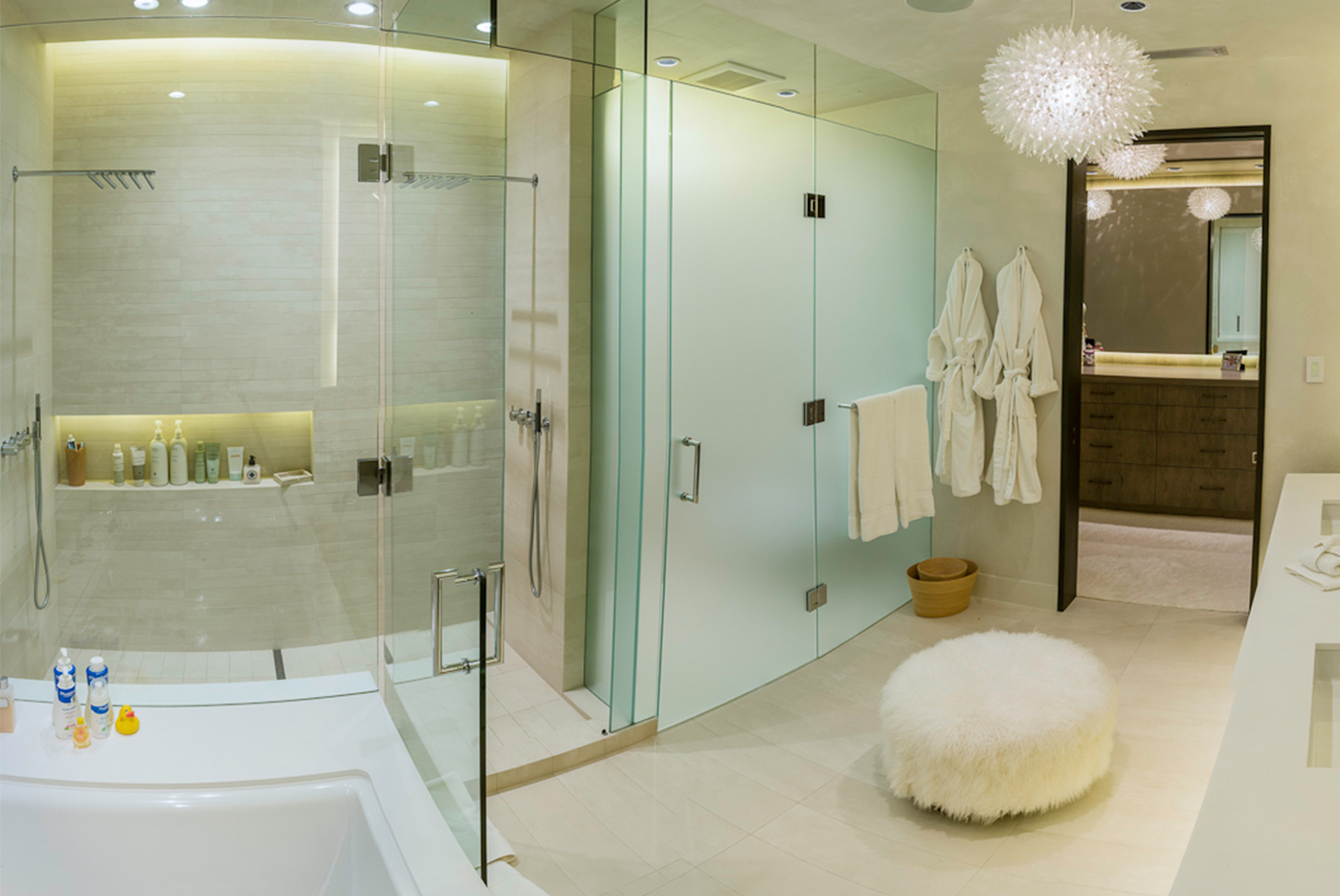 Dees Castle Cree Master Bath