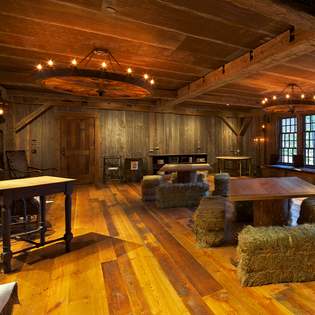 Redstone Ranch Barn Sitting 1