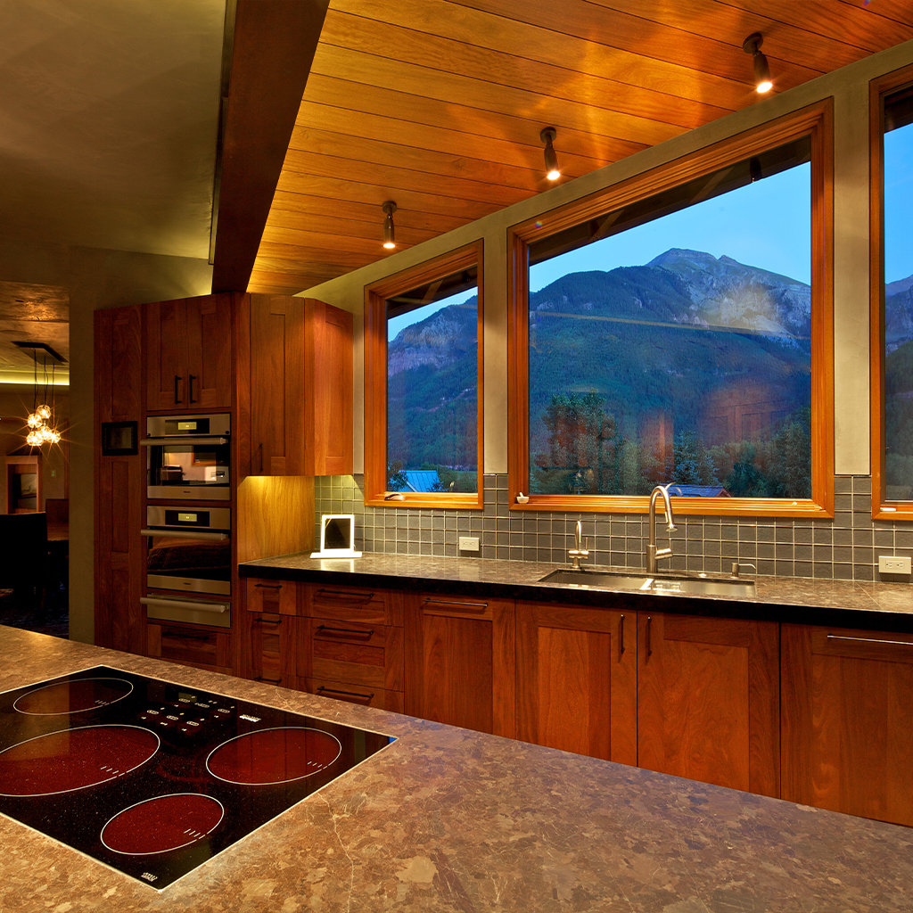 Salem Telluride Kitchen