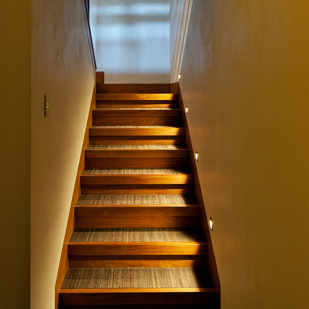Thoughts Stair Lighting