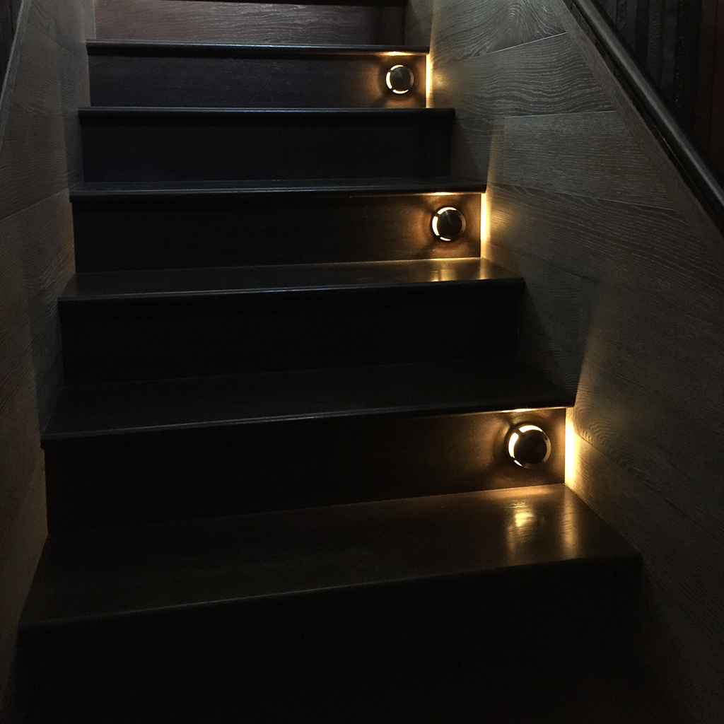 Thoughts Stair Lighting SDR