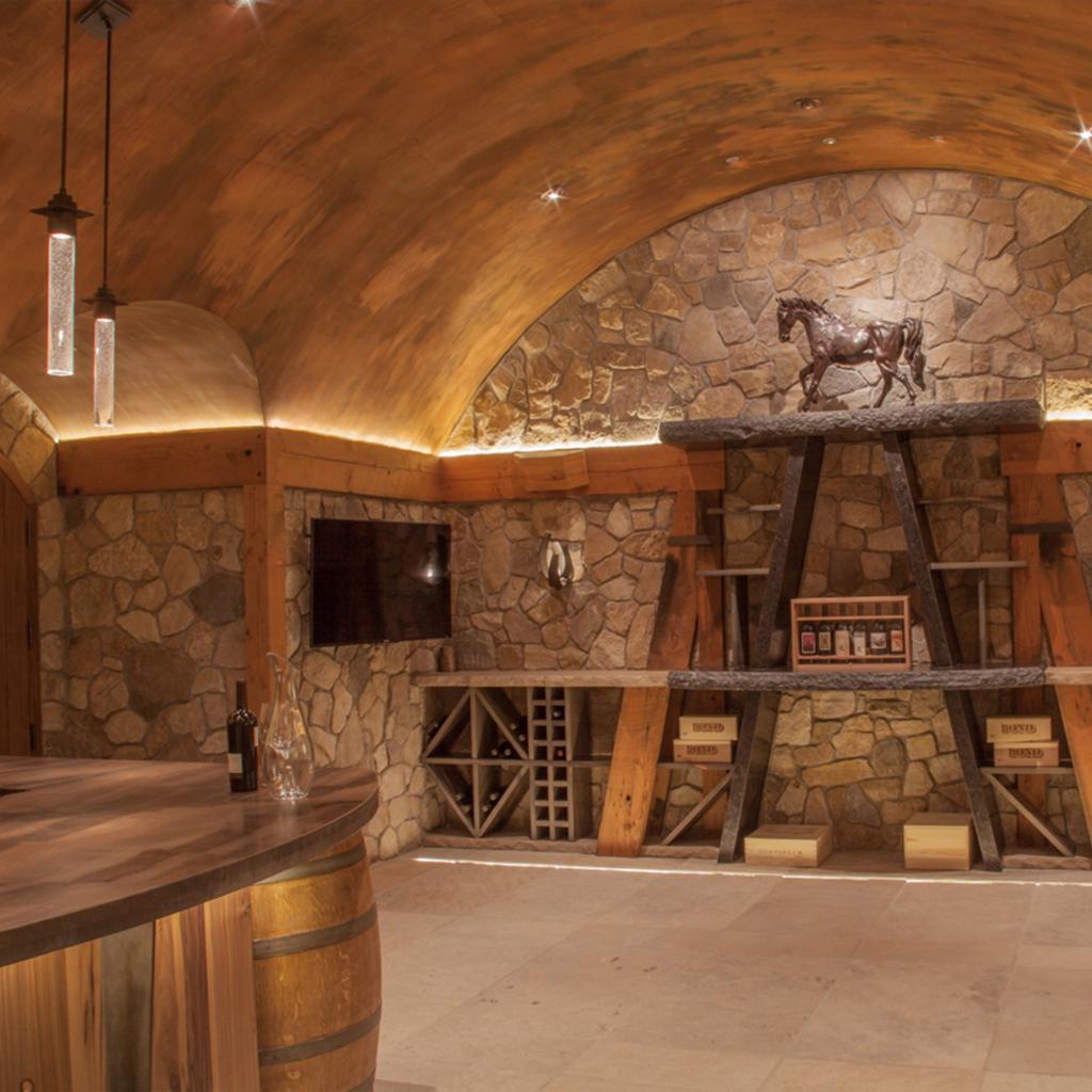 Wine Cave Horse