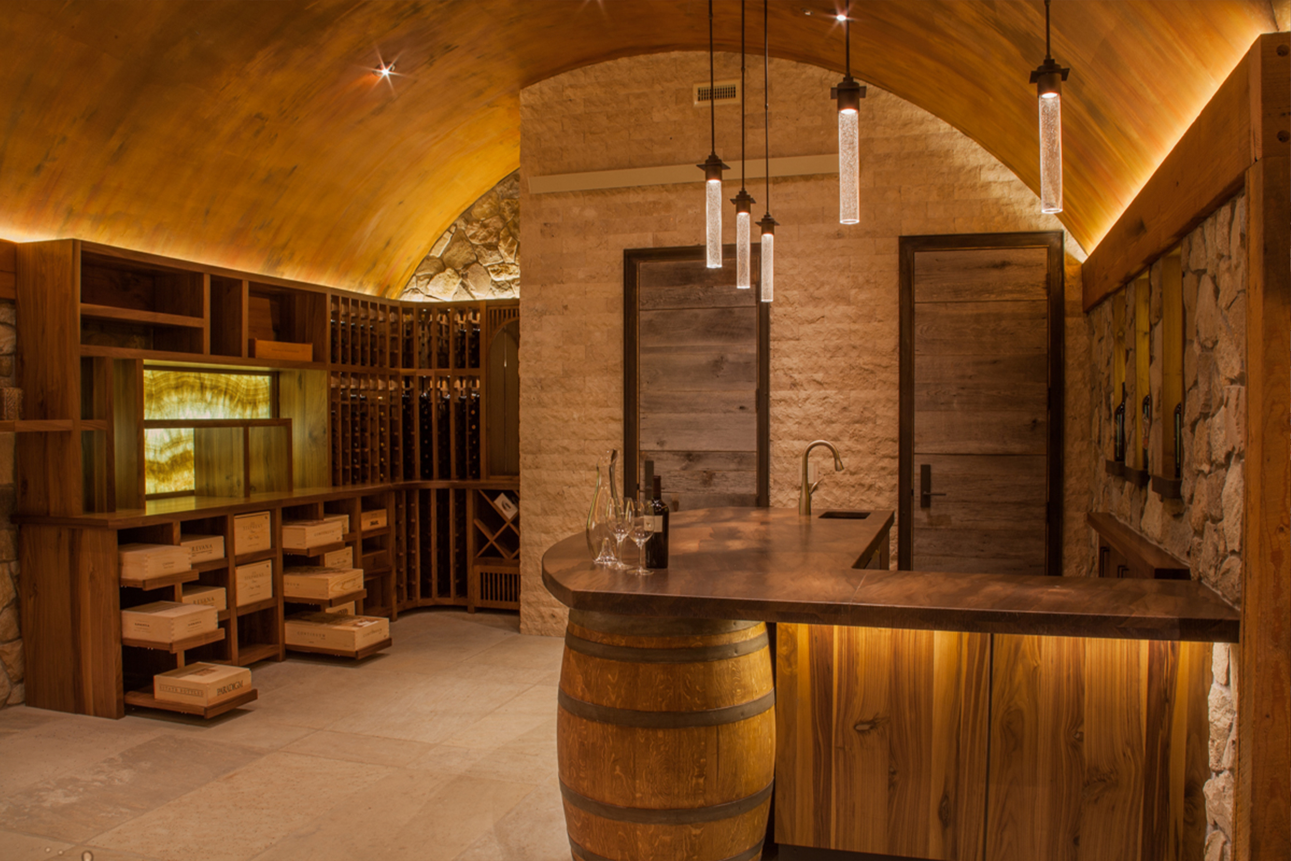 Wine Cave Overall